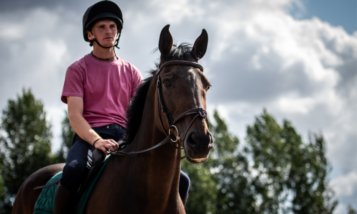 News: Riders Minds on World Mental Health Day